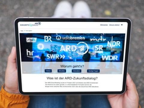 Online-Dialog zur Zukunft der ARD: Jetzt sind alle gefragt