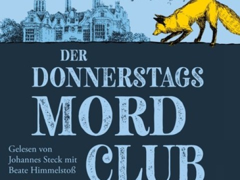 Der neue Hörbuch-Star am Cosy-Crime-Himmel: »Der Donnerstagsmordclub«