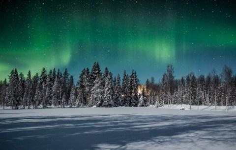 Pixum Online-Adventskalender: Abenteuerurlaub ins Land der Polarlichter zu gewinnen