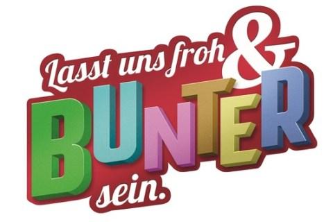 Lasst uns froh und bunter sein! / EDEKA Weihnachtskampagne zeigt: Genuss kennt keine Grenzen