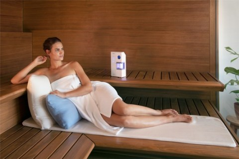 Mit Sauna und Salz dem Winterblues entgegenwirken / Das Immunsystem kann man mit regelmäßigen Saunagängen und Salzinhalationen stärken, sogar die Stimmung kann sich verbessern.