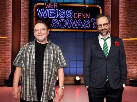 """Das Erste: Spaß-Duell: Jürgen von der Lippe und Kurt Krömer bei """"Wer weiß denn sowas?"""" / Das vom 7. bis 11. Juni 2021, um 18:00 Uhr im Ersten"""
