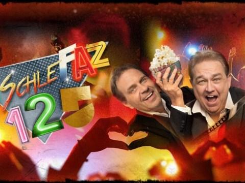 SchleFaZ feiert Folge 125 mit Stars und Überraschungen – und alle Fans können live dabei sein!