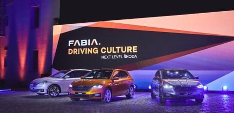 Die Weltpremiere des neuen ŠKODA FABIA in Bildern