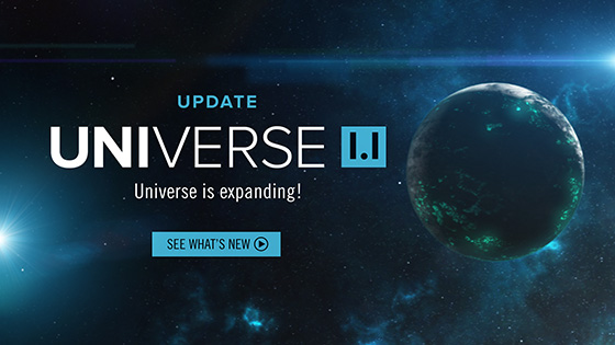 Red Giant Universe 1.1