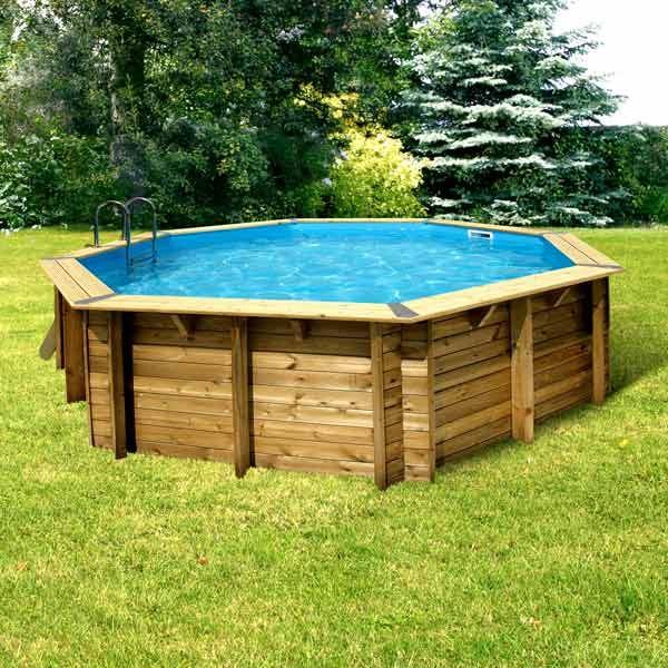 piscine hors sol bois topiwall