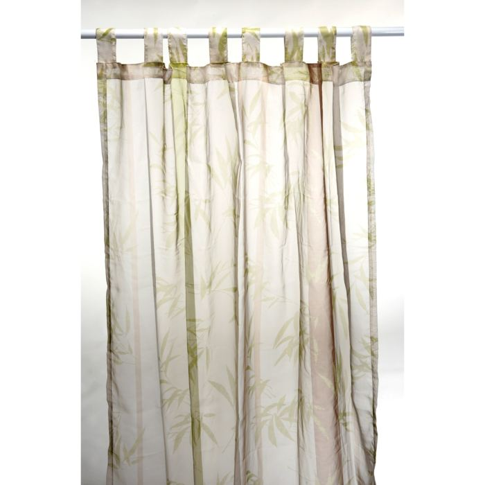 rideau bambou topiwall
