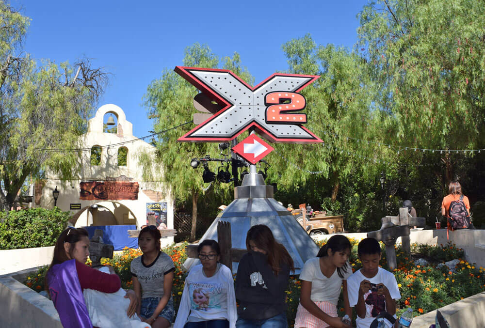 X2 is a steel roller coaster operating at six flags magic mountain in valencia, california. Get The Best Seat On The Coaster At Magic Mountain