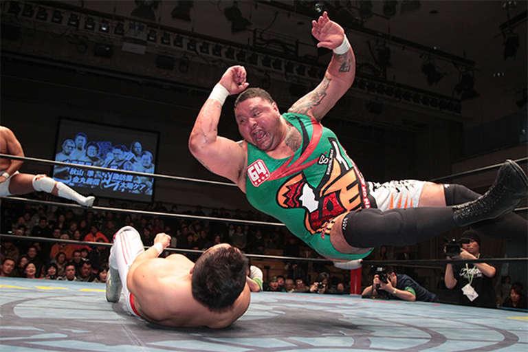 Japanese Puroresu Star Akebono Tarō Reportedly Dealing