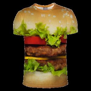 Image of Hamburger T-Shirt