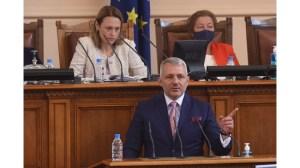 Започна първото заседание на Комисията в Народното събрание, която разследва полицейското насилие (На живо)