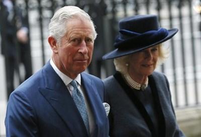 Charles and Camilla Photo: Reuters
