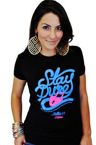 Image of 053-STAY PURE Christian T-Shirt