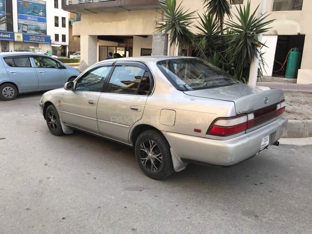Toyota Corolla 1996 For Sale In Peshawar