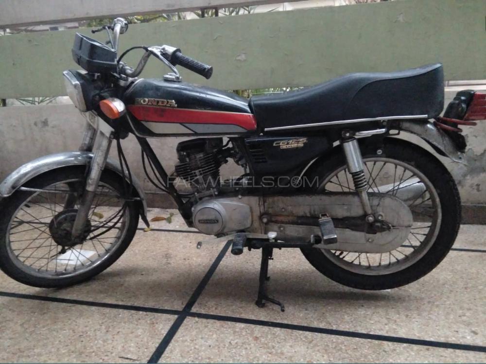 Honda CG 125 1991 Of Irtazaelahi135
