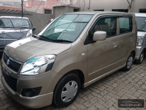 Suzuki Wagon R VXL 2014 for sale in Lahore | PakWheels