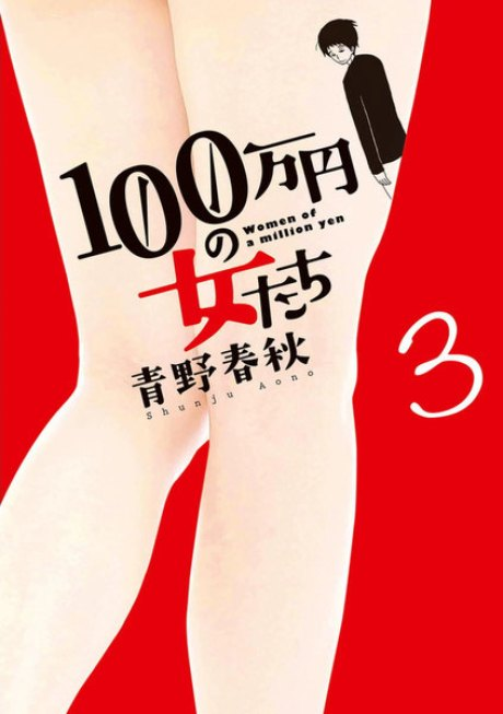 「100万円の女たち」3巻 を無料で読んでみる^^