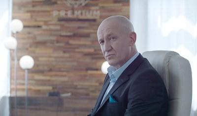 Христо Шопов в поредицата