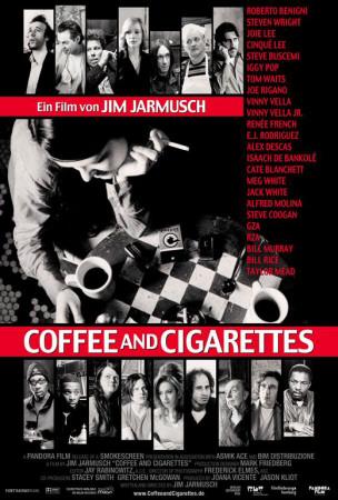Poster do filme Sobre Café e Cigarros
