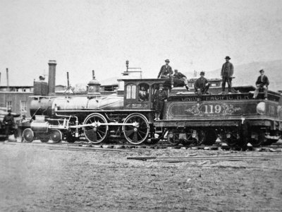 "Locomotive ""119"""