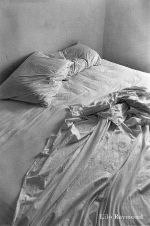"""""""Unmade Bed"""" Print"""