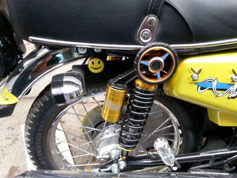 Honda CG 125 2016 Of 786613 - Member Ride 28030