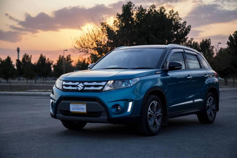 「Suzuki Vitara 2018」的圖片搜尋結果
