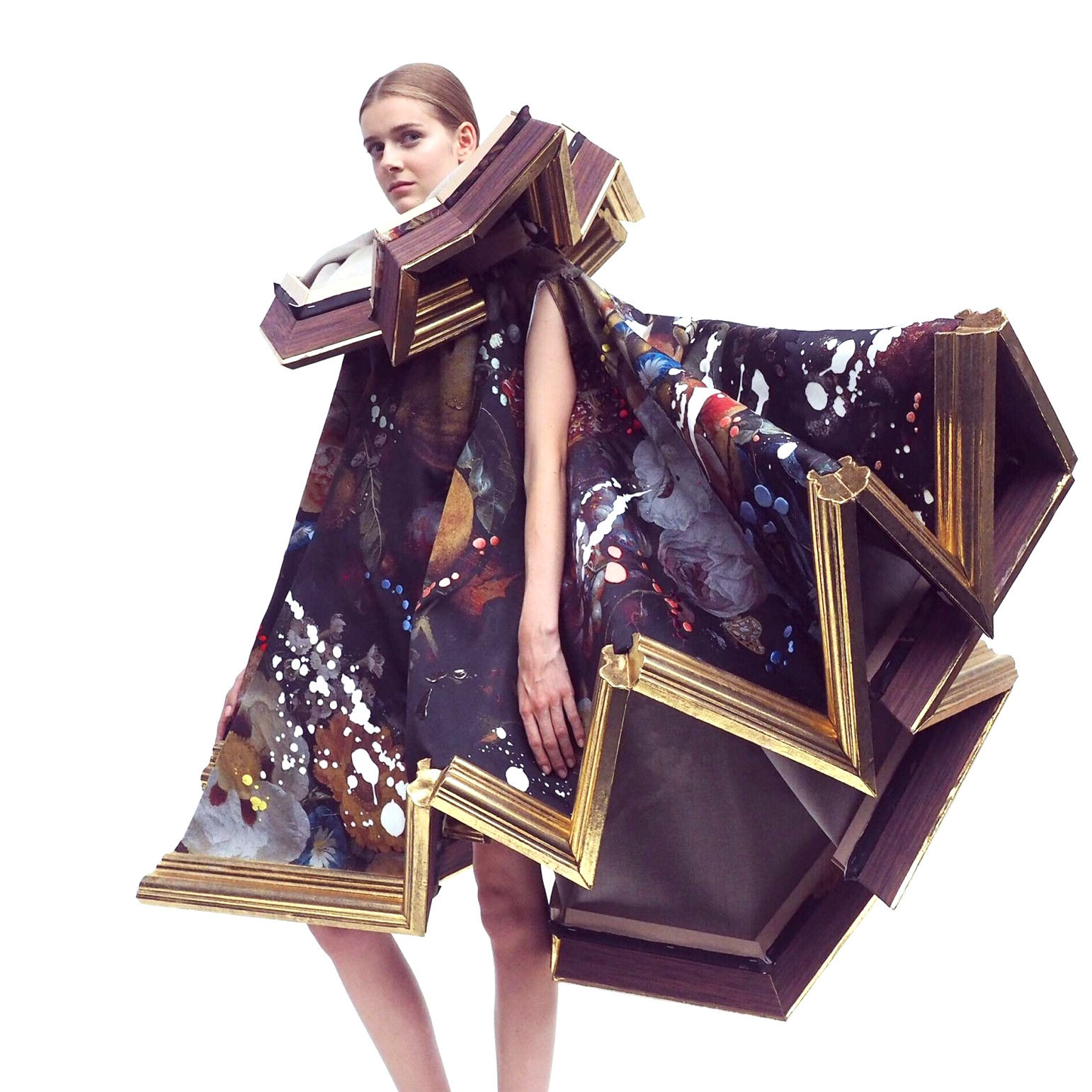 Viktor Amp Rolf Fashion Artists Exhibition At National