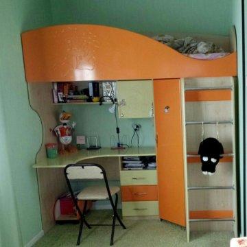 Кровать - чердак – купить в Перми, цена 11 000 руб., дата ...