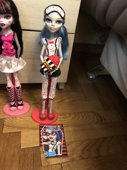 Куклы монстер хай,братц – купить в Москве, цена 640 руб ...