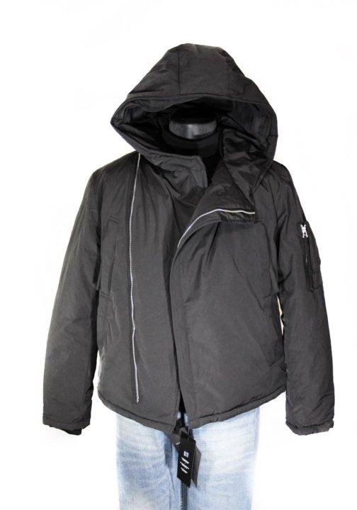 Мужская зимняя куртка короткая Qwentiny 46-50 NEW – купить ...