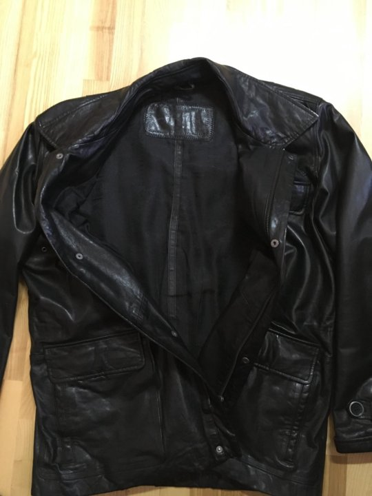 Продам кожаную куртку – купить в Славянске-на-Кубани, цена ...