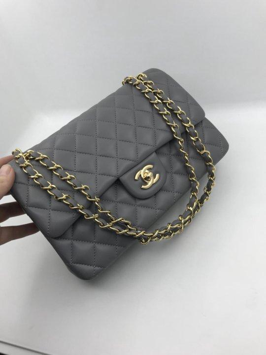 Классическая сумка Chanel 2.55 double flap – купить в ...