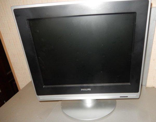 Телевизор Philips 15pfl4122/10 – купить, цена 3 200 руб ...
