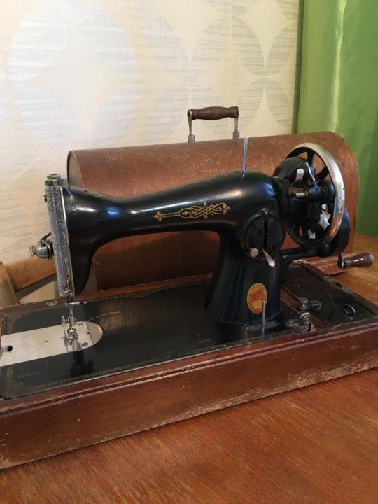 Машинка швейная ручная – купить в Москве, цена 3 000 руб ...