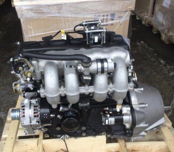 Двигатель ЗМЗ-405 евро 2. Заводская гарантия – купить в ...