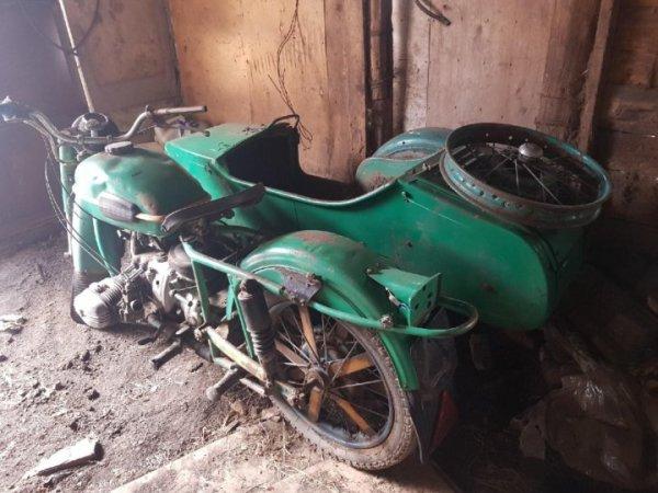 Мотоцикл Урал – купить, цена 5 500 руб., продано 20 апреля ...