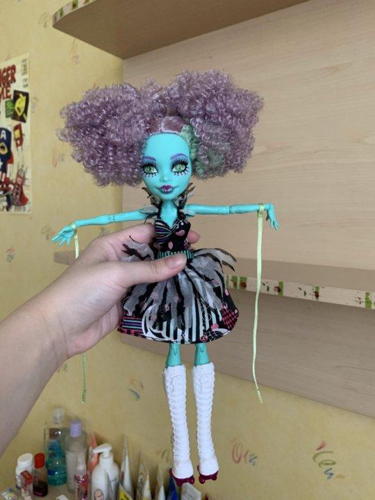 Кукла Хани Свомп монстр хай – купить в Москве, цена 1 200 ...