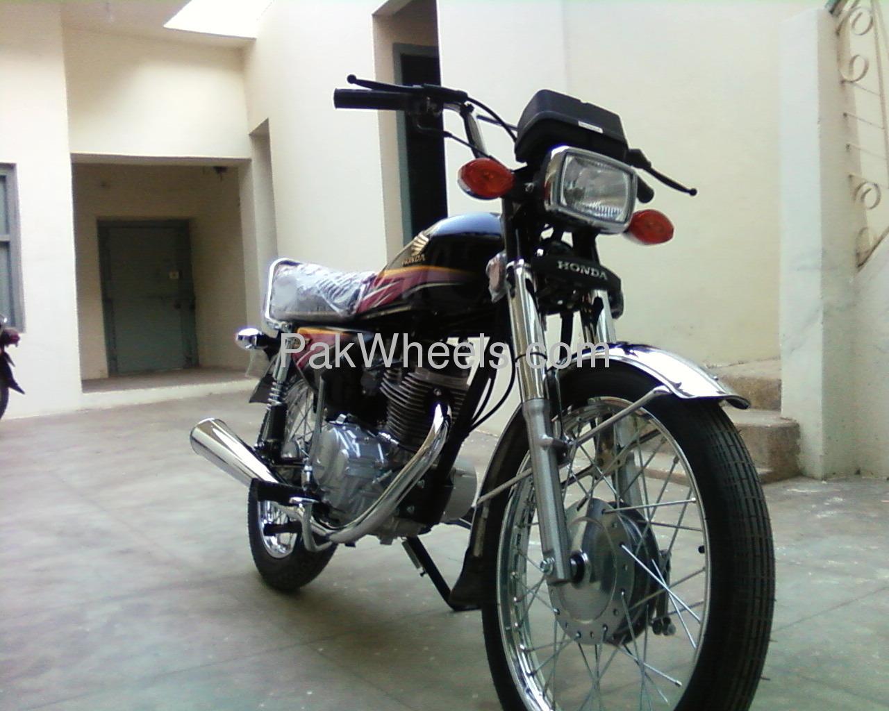Honda CG 125 2011 Of Rahim609 - Member Ride 17308