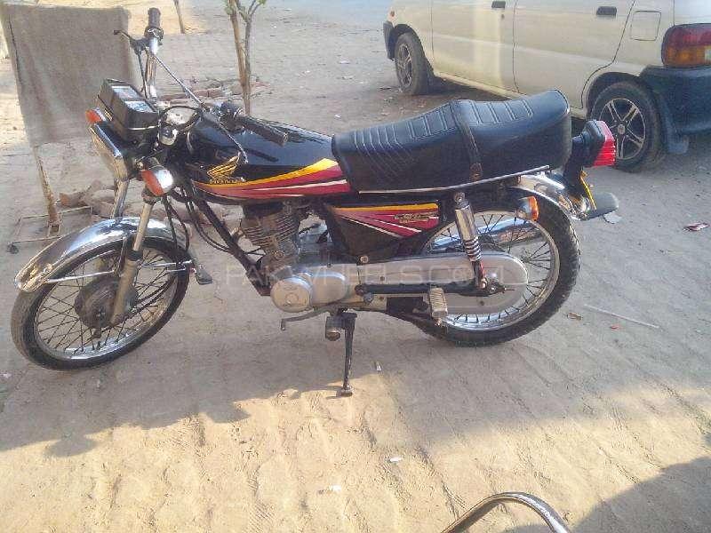 Honda CG 125 2011 Of Raiyaan - Member Ride 26293