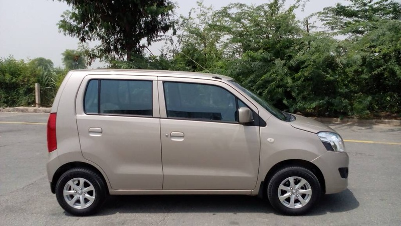 Suzuki Wagon R VXL 2017 Price in Pakistan, Pictures and