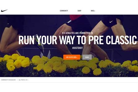 Nike: connecting customers with Nike+ platform