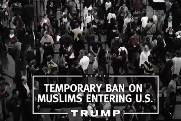 """Résultat de recherche d'images pour """"Muslim Ban"""""""