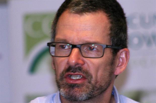 Dr David Chandler - image:HW