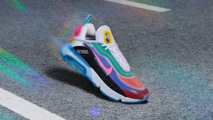 Nike: 'Be true' range includes trainers and sandals