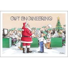 Engineering Christmas Cards Paul Oxman Publishing