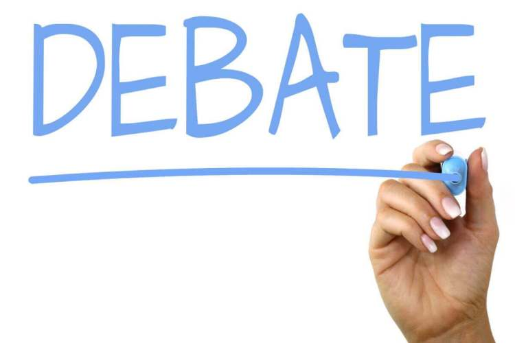 Debate by Nick Youngson CC BY-SA 3.0 Alpha Stock Images