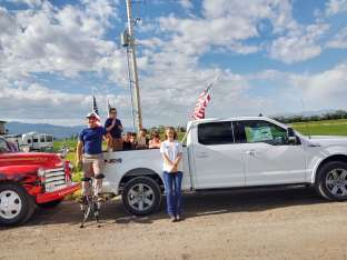 2019 Independence Day Parade, Lewiston, Utah