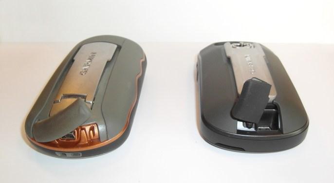 alte und neue USB Abdeckung