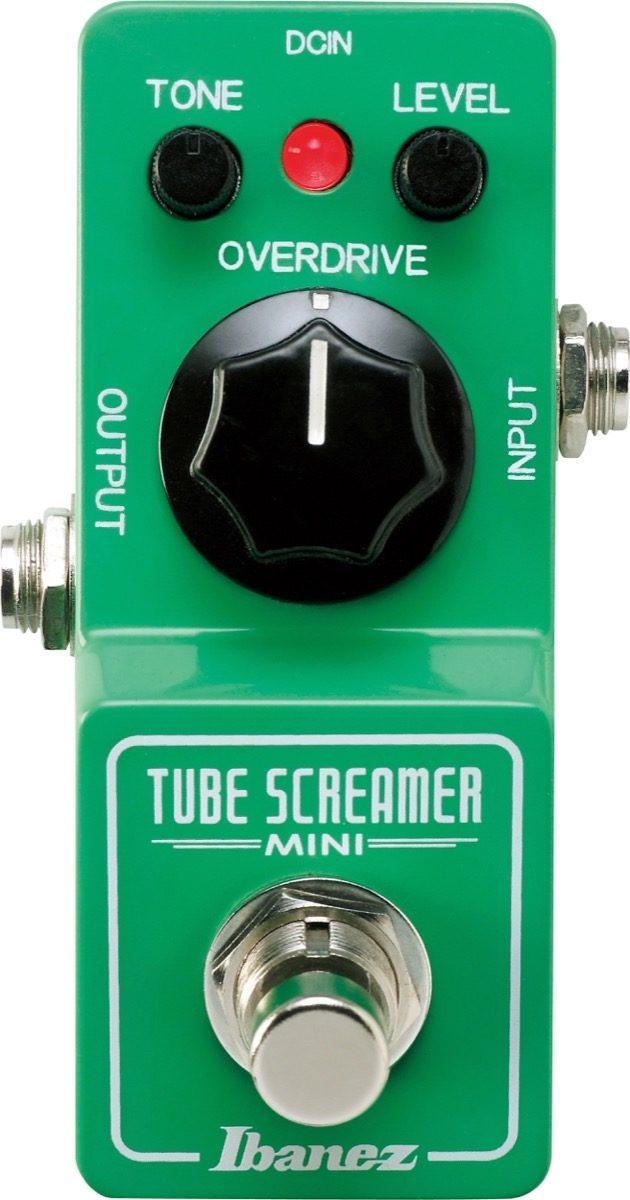 Ibanez Tube Screamer Mini Overdrive Pedal